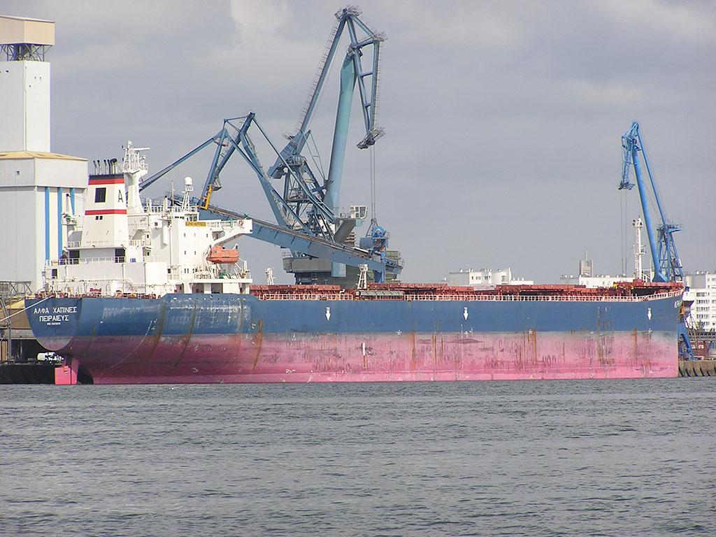 Pr sentation du port de commerce vu par l 39 union maritime for Chambre de commerce lorient