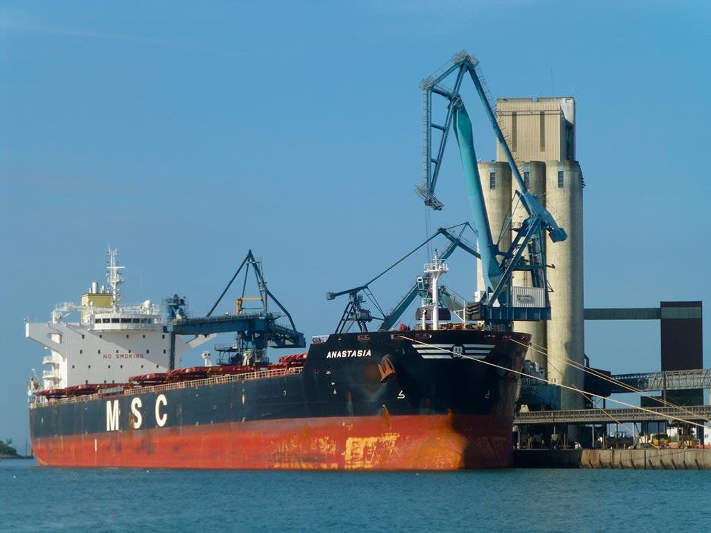Pr sentation du port de commerce vu par l 39 union maritime - Restaurant port de commerce brest ...
